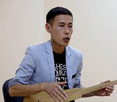 Комуз и битбокс — кыргызская мелодия под западный аккомпанемент