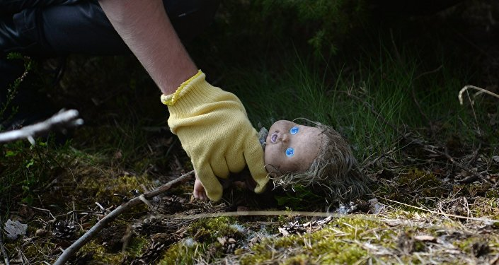 Кукла. Архивдик сүрөт