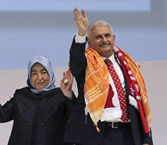 Түркиянын жаңы премьер-министри Бинали Йылдырым