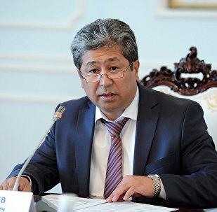Данияр Нарымбаев. Архивное фото