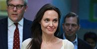 Американская актриса Анджелина Джоли. Архивное фото