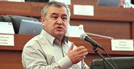 На заседании фракции Ата Мекен рассматривают данные о деятельности МВД по борьбе с организованной преступностью.