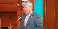 Министр культуры и спорта Казахстана Арыстанбек Мухамедиулы. Архивное фото