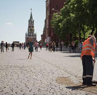 Москвадагы мигрант. Архив