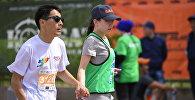 Интервью с марафонцем Азизом Жумадиловым