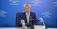 Архивное фото министра культуры и спорта Казахстана Арыстанбека Мухамедиулы