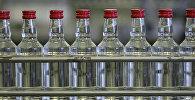 Работа Казанского ликеро-водочного завода
