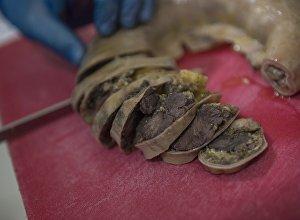 Национальный деликатес чучук. Архивное фото