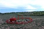 Ысык-Көлдүк чабан дүйнө эли үчүн этнокомплекс курду