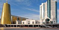 Астана шаарынын архивдик сүрөтү