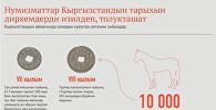 Нумизматтар Кыргызстандын тарыхын кайра жазат же сомдун бабалары — фельс менен дирхем