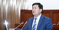 Омбудсмен Кыргызстана Кубат Оторбаев. Архивное фото