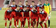 Кыргызстандын футбол боюнча өспүрүмдөр командасы (U-16). Архив