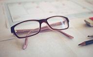 Женские очки. Архивное фото