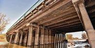 Под мостом Большого Чуйского канала. Архивное фото