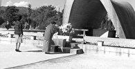 Памятник жертвам Хиросимы. Архивное фото