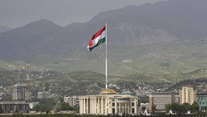 Душанбе шаары, Тажикстан. Архив