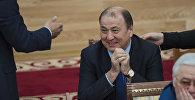 Архивное фото экс-министра внутренних дел Кыргызской Республики Мелиса Турганбаева