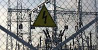 Электростанция. Архивное фото