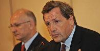 Генеральный секретарь Европейской службы внешней деятельности (ЕСВД) Ален ле Руа. Архивное фото
