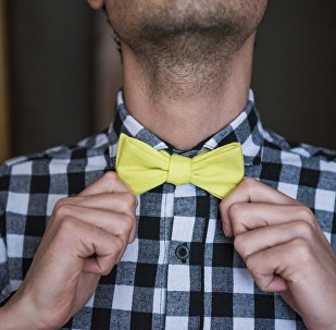 Пошив оригинальных галстуков-бабочек мастерами из Бишкека