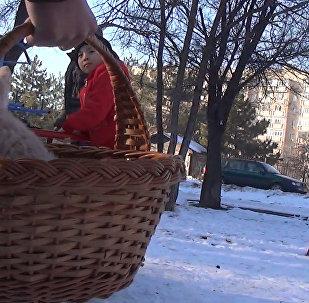 Легко ли похитить ребенка? — соцэксперимент в Бишкеке