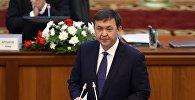 Депутат Азамат Арапбаев. Архивдик сүрөт