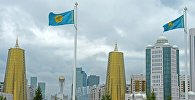 Город Астана. Архивное фото