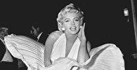 Америкалык белгилүү актриса Мэрилин Монронун архивдик сүрөтү