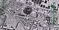 Кадры уничтожения российскими Су-34 нефтяных объектов ИГ в Сирии