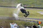 Страшная авария на этапе Формулы-3