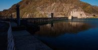 Кировское водохранилище в Таласской области. Архивное фото