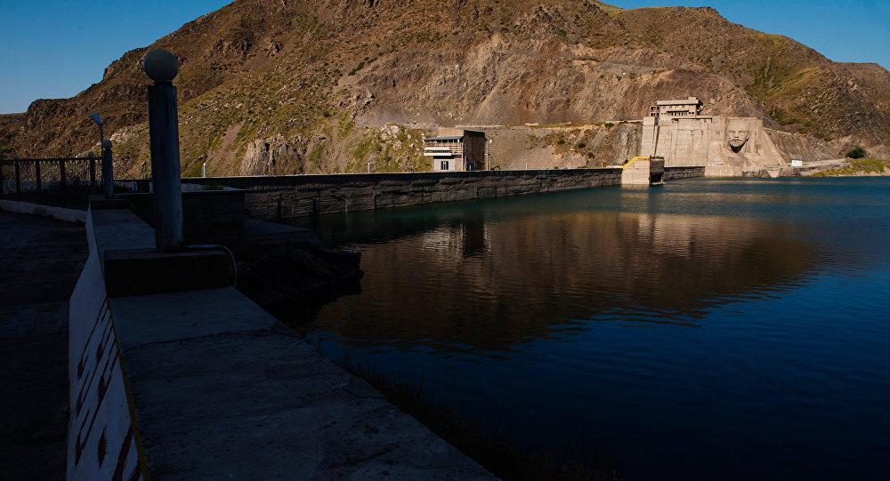 Завтра будет проведен полный сброс воды изКировского водохранилища вТаласе
