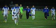 Футболисты сборной Кыргызстана по футболу. Архивное фото
