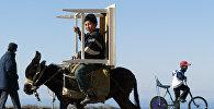 Сельский быт в Кыргызстане