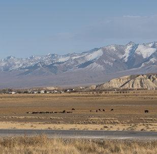 Гора Чеч-Добо в Ат-Баши. Архивное фото