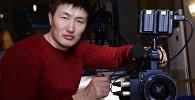 Кыргызский режиссер Аманбек Ажымат. Архивное фото