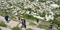 Панорама города Ош. Архивное фото