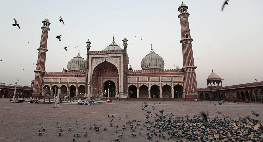 Вид на мечеть Джама-Масджид. Архивное фото
