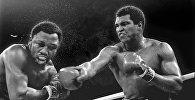 Чемпион по боксу Мухаммед Али