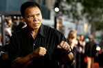 Америкалык боксчу Мухаммед Али. Архив