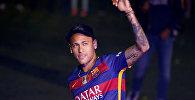 Архивное фото игрока ФК Барселона Неймара