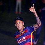 Игрок ФК Барселона Неймар