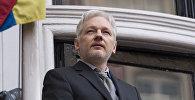 WikiLeaks порталынын негиздөөчүсү Жулиан Ассанж. Архивдик сүрөт
