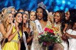 Финал конкурса Мисс США в Лас-Вегасе