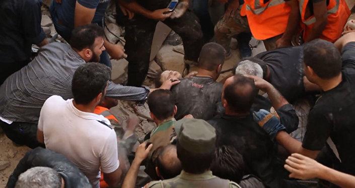 Террористы обстреливают жилые районы Алеппо 08июня 2016 11:00