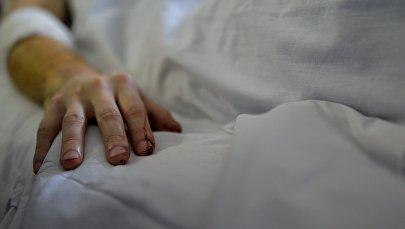 Пострадавший в больнице. Архивное фото