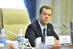 оссиянын премьер-министри Дмитрий Медведев. Архив