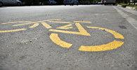 Велосипедные дорожки. Архивное фото