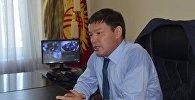 Генеральный секретарь Национального олимпийского комитета Канат Аманкулов. Архивное фото